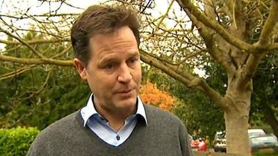 News video: Why Clegg was not at Autumn Statement